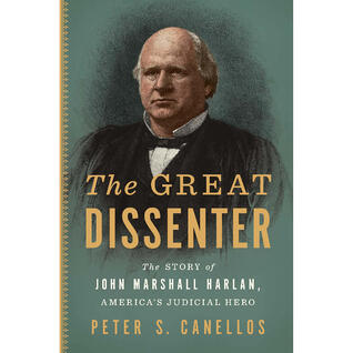 The Great Dissenter Book Cover