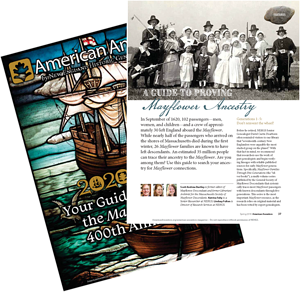 Mayflower Magazine