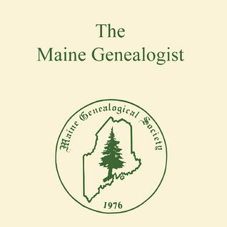 TheMaineGenealogist