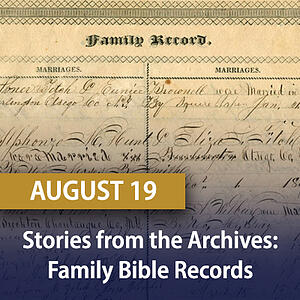 family-bible-records