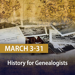 history for-genealogists